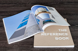 The Project Reference Book 3 from Sapa Building System